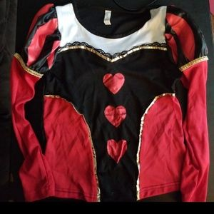 Other - Queen of hearts costume
